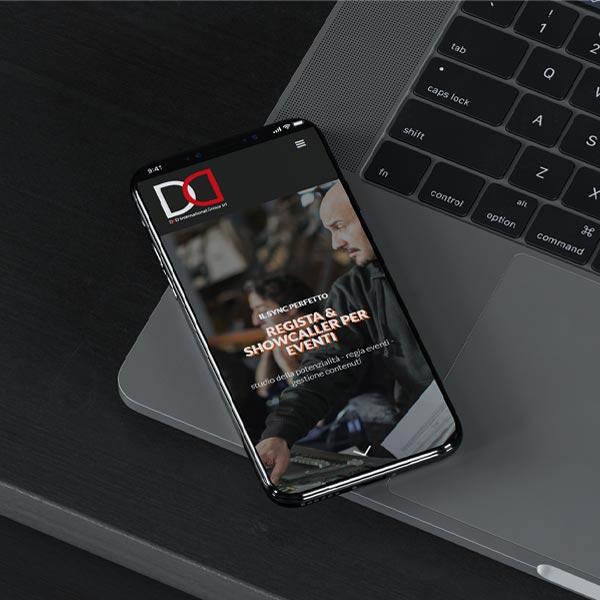 D&G Interantional Group - Realizzazione sito web responsive - WHICA | Grafica e Web per la Comunicazione Aziendale | Realizzazione siti web, e-commerce, grafica pubblicitaria, marketing on-line e off-line | Napoli