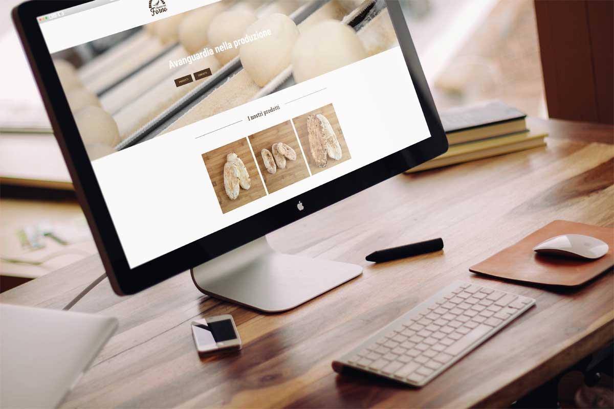 I Maestri del Forno - Progettazione sito web - WHICA | Grafica e Web per la Comunicazione Aziendale | Realizzazione siti web, e-commerce, grafica pubblicitaria, marketing on-line e off-line | Napoli