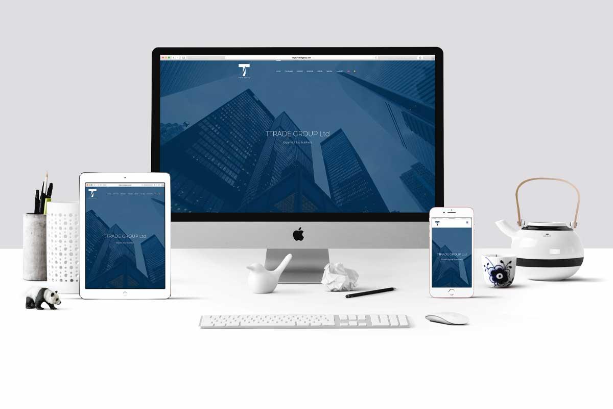 TTrade Group - Realizzazione sito web - WHICA   Grafica e Web per la Comunicazione Aziendale   Realizzazione siti web, e-commerce, grafica pubblicitaria, marketing on-line e off-line   Napoli